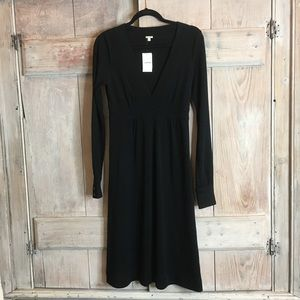 J.Crew Kaylie Wool Jersey Dress 10